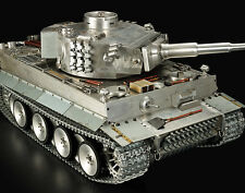 HengLong High Simulation 1/6 Full Metal German Tiger I RTR RC Tank