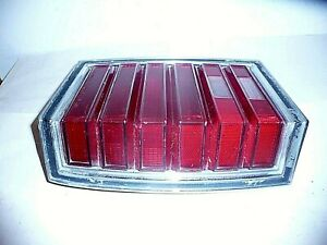 1979-1986 Pontiac Parisienne Wagon Left Hand Tail Lamp Assembly 59319003