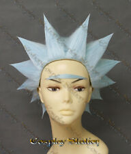 Rick and Morty Rick Custom Made Cosplay Wig_commission830