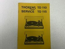 THORENS TD-115BZW,TD-110,TD-115,TD-126 TURNTABLE BELT /<FAST SHIP/>D004 NEW
