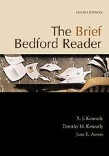 The Bedford Reader 2009 by Dorothy M. Kennedy, Jane E. Aaron and X. J....