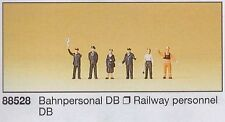 Z - Preiser - ref.88528 - Personal ferroviario