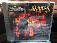 Neil Young and Crazy Horse - Sleeps With Angels - CD 1994 Reprise