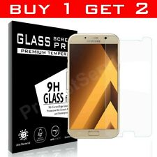 For Samsung Galaxy A5 (2017) Glass Screen Protector - 100% Genuine Tempered