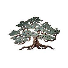 Bronze Ancient Tree Of Life Wall Tree Sculpture Art