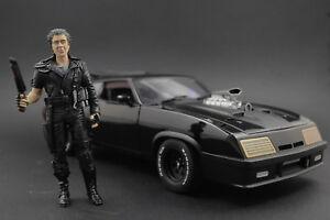 Mad Max Figure for 1:18 Ford Falcon Interceptor AUTOart  !! NO CAR !!