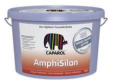 Caparol Amphisilan NQG Fassadenfarbe 12,5 Liter -Nano-Quarz-Technologie-