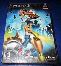 Whirl Tour Sony PlayStation 2 *Factory Sealed! *Free Shipping!