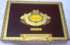 PARTAGAS Black Label CIGAR BOX empty CLASICO clean papered box Excellent Cond.