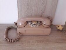 SPLENDIDO TELEFONO VINTAGE ANNI 50/60 DELLA GTE ITALIA. PERFETTO E FUNZIONANTE