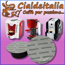 NOVITA'!! 70 capsule Camomilla Solubile Cialdeitalia comp. LAVAZZA A MODO MIO