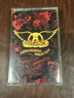 Aerosmith Cassette Tapes - Permanent Vacation