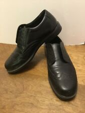 Rocsports by Rockport Men's Wingtip Oxford Dress Shoes 8.5M black leather