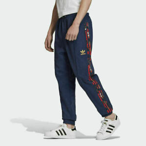 Adidas Originals x Forbidden City CNY Chinese New Year Cargo Pant Navy GC8689 XL
