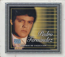 CD - Pedro Fernandez NEW Tesoros De Coleccion 3 CD's FAST SHIPPING !