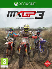 MXGP3 - The Official Motocross Videogame XBOX ONE IT IMPORT MILESTONE