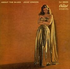 JULIE LONDON  about the blues / 24-bit REMASTERED