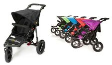 Out n About Nipper 360 V4 All Terrain Stroller - Raven Black