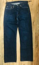 SUGAR CANE AND CO. 1947 Selvedge Denim Jeans / W32 L34 Made In Japan