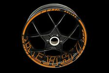 KTM SuperDukeR 1290 THE BEAST | wheelsticker Felgenaufkleber Motorrad Sticker