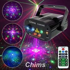 Chims Party Laser Light RGB 96 Gobos Led Music DJ Dance Shows Festival lighting