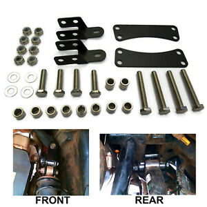 "Honda Rincon TRX 650 Rincon 680  2"" Suspension Lift Kit 2003-2016 Front & Rear"