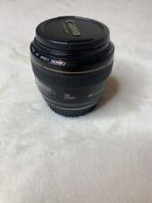 Canon EF 28mm f/1.8 AF Lens
