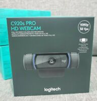 Logitech C920s Pro HD 1080p Webcam with Privacy Shutter ✅FAST SHIPPING!