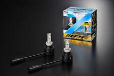 IPF HB3/4 12V 20W Ultra Bright LED Conversion Globes 6500K 3600 lm. Premium LED
