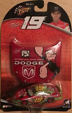 Winner's Circle 2004 Jeremy Mayfield 1:64 Popeye Diecast Car Hood NASCAR