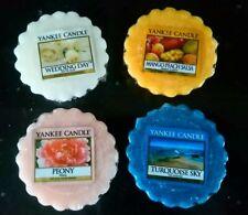 Yankee Candle parfumée tart wax melts variété énorme choix de Tart envoi rapide