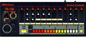 Roland Boutique TR-08 Rhythm Composer Drum Machine Sample CD Library
