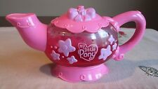 Hasbro My Little Pony PINK Teapot from Magical Tea Set Talking Singing Sounds