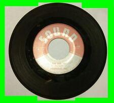 "FINETONES INC Sound records THE BIG ""G"" SHORT CIRCUIT S1-108 45 7"" RARE VINYL"