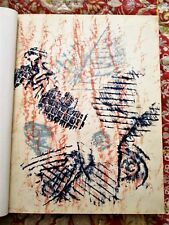 1964 XXe SIÉCLE 2 Issues Nos 23 & 24 ORIGINAL LITHOGRAPHS by MAX ERNST, MIRO, ++