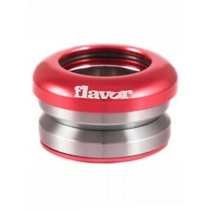 Flavor Scooters - Integrated Headset - Red - FREE FREIGHT