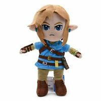 The Legend of Zelda Breath of the Wild Link Plush Figure Stuffed Doll Toy 11''