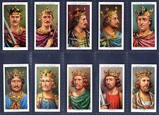 More details for player's kings & queens of england - original 1935 set
