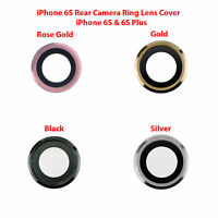 OEM SPEC Rear Back Camera Lens Glass Ring Cover Replacement iPhone 6S 6S Plus