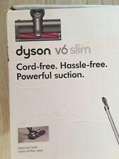 NEW Dyson V6 Slim Handheld Vacuum Cleaner Bagless Cordless New