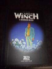 Francq / Van Hamme - Largo Winch 4 - Business Blues - BD Culte