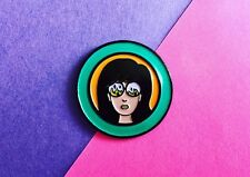 Daria / MTV / Beavis and Butthead  Enamel Pin buttons accessories/ 90s / Lapel