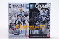 Mobile Suit Gundam G Frame 04 Action Figure RX-9 NARRATIVE GUNDAM SET BANDAI