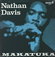 THE NATHAN DAVIS SEXTET Makatuka SEGUE RECORDS Sealed Vinyl LP