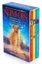 Survivors Box Set by Erin Hunter (author)