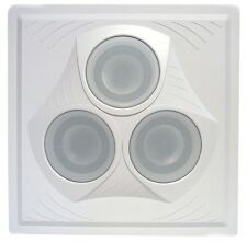 Pure Resonanz Audio Vector Lay-in 2x2 Drop Ceiling Speaker Array 8 Ohm Input