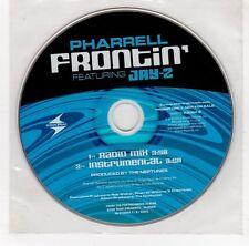 (GJ9) Pharrell ft Jay-Z, Frontin' - 2003 DJ CD