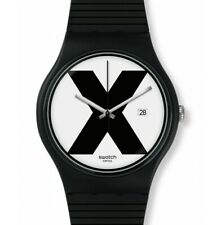 Swatch New Gent XX-Rated Black SUOB402 Neuware