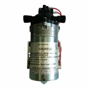 Pentair Shurflo Pump 12v 100psi (8000 946 138)