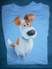 The Secret life Of Pets Max The Dog Boys Small Shirt